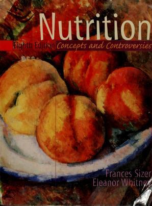 Cover of: Nutrition | Frances Sizer Webb