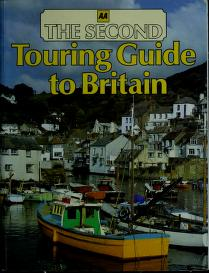 Cover of: 2nd Touring Guide to Britain | Automobile Association (Great Britain)