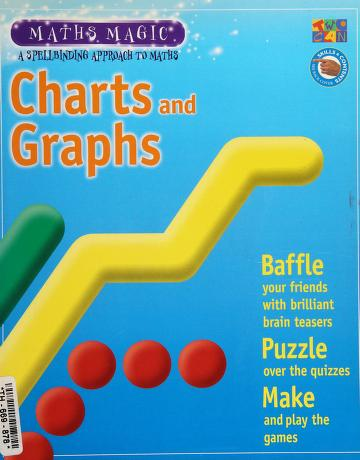 Cover of: Charts and Graphs (Maths Magic) |