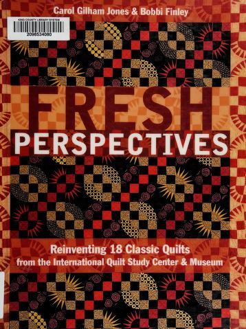 Cover of: Fresh perspectives | Carol Gilham Jones