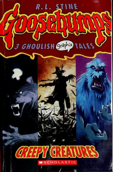Creepy creatures by R. L. Stine