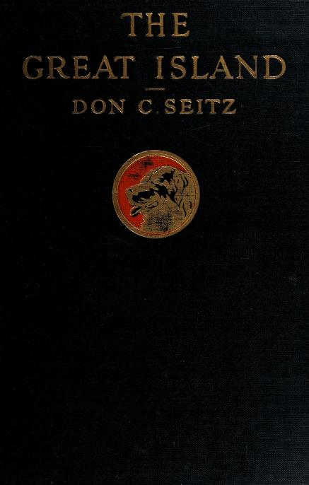 The great island by Don Carlos Seitz