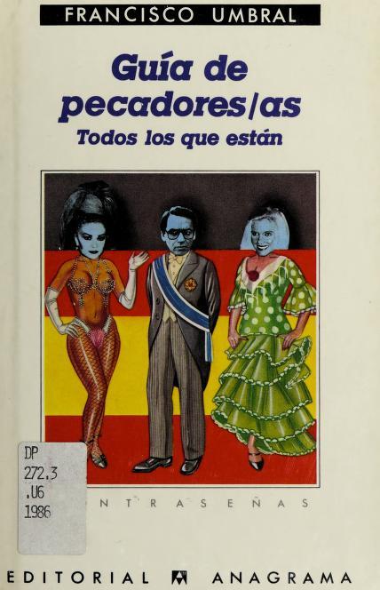 Guía de pecadores/as by Francisco Umbral