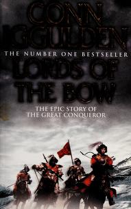Cover of: Lords of the bow | Conn Iggulden