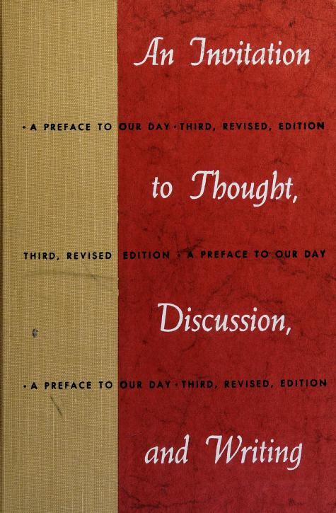 A preface to our day by Dwight Leonard Durling