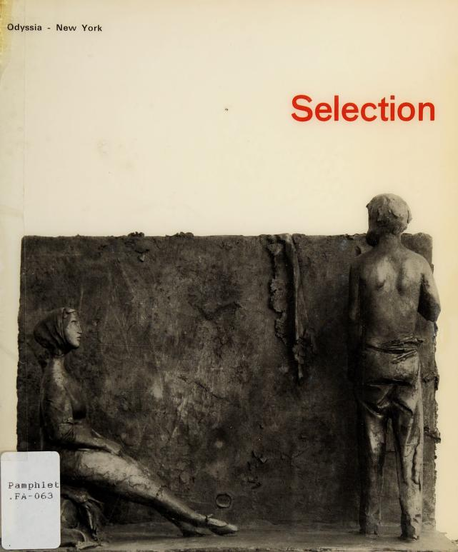 Selection by Odyssia