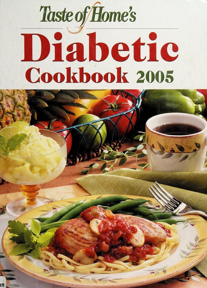 Diabetic Cookbook 2005 (Taste of Home's, 2005) by